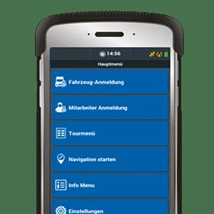 TISLOG mobile Smart für den Charterverkehr