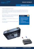 Vorschaubild zum Datenblatt der TISPLUS telematicbox Truck 4 | TIS GmbH