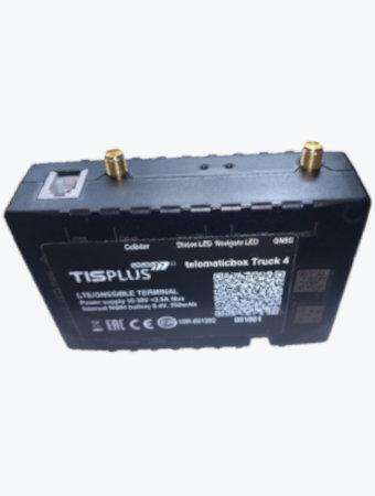 TISPLUS telematicbox Truck 4 | Hardware Zubehör der TIS GmbH