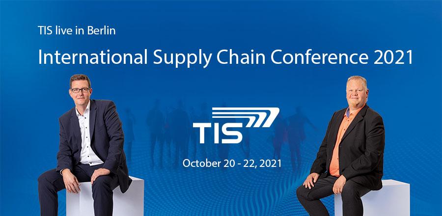 International Supply Chain Conference 2021   Berlin   TIS GmbH
