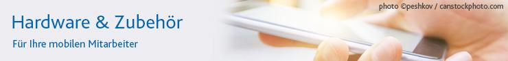 TISPLUS Hardware Zubehör für Ihre mobilen Mitarbeiter