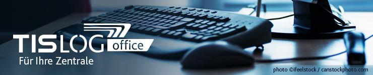 TISLOG office Logistik Software für Ihre Zentrale