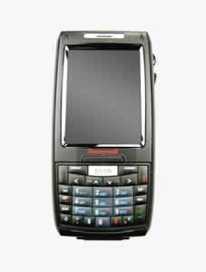 TISWARE Logistik Hardware: Industrie-Handheld Honeywell Dolphin 7800 frontal