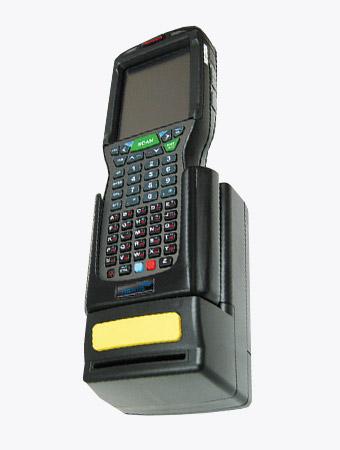 TISPLUS Hardware Zubehör für die Logistik: TISPLUS Fahrzeughalterung für Dolphin 99ex
