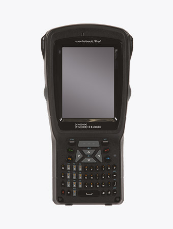 TISWARE Logistik Hardware: Workabout Pro 3 robuster Handheld Computer Kurzversion frontal