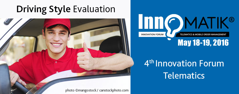 Driving Style Evaluation in TISLOG office for more economic driving