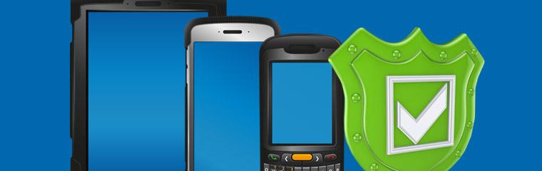 Gut versichert: Schutz für gewerblich genutzte Mobilgeräte   TIS GmbH