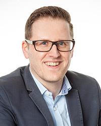 Stefan Hebing, Mitarbeiter des Telematikanbieters TIS GmbH