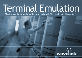 Wavelink Terminalemulation