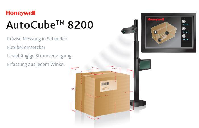 TISWARE Hardware für die Logistik: Honeywell AutoCube 8200