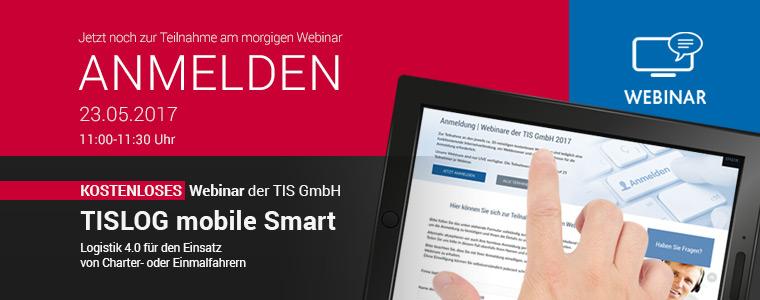 Webinare der TIS GmbH