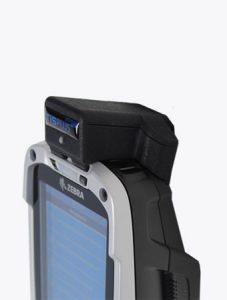 TISPLUS Hardware-Zubehör: Snap-on Adapter für Zebra TC8000