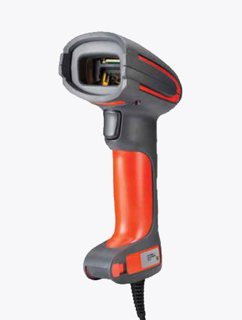TISWARE Hardware für die Logistik: Honeywell Granit 1280 Barcodescanner