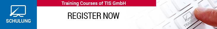 Training courses of TIS GmbH