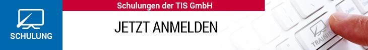 Schulungen bei der TIS GmbH