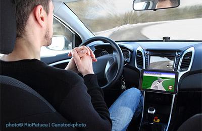 Zukunftstechnologie Autonomes Fahren im Transportwesen