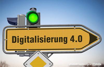 Digitalisierung im Transport