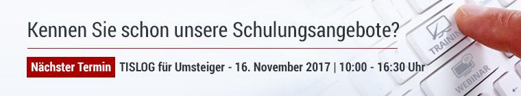 Schulungen der TIS GmbH