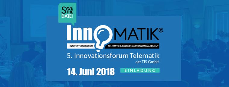 TIS Telematik-Hausmesse InnoMATIK 2018